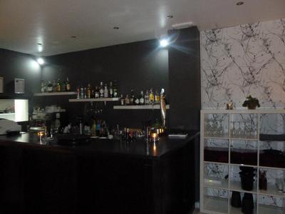 Chill Sea Lounge Chill Sea's Bar area