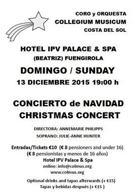 Christmas Concert in Fuengirola