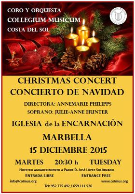 Christmas Concert in Marbella