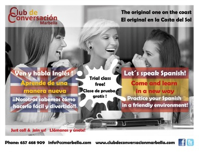 marbella conversation club