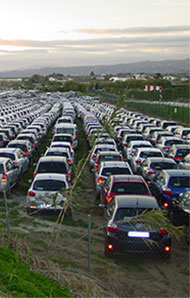 Marbella Costa del Sol Airport Parking