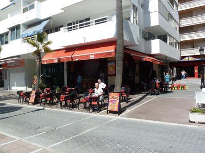 the Barrocco tapas bar