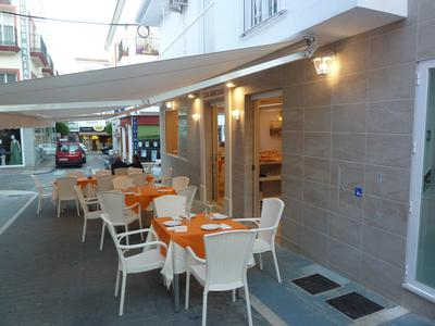Aalfresco dining