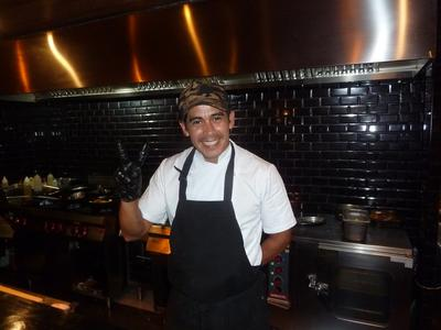 talented chef Jose Maria