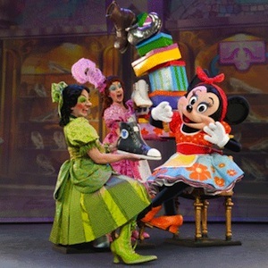 Disney Live! in Malaga