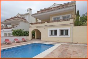 Just one of our lovely villas