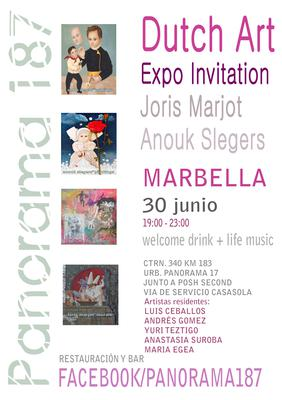 Dutch Expo in Marbella