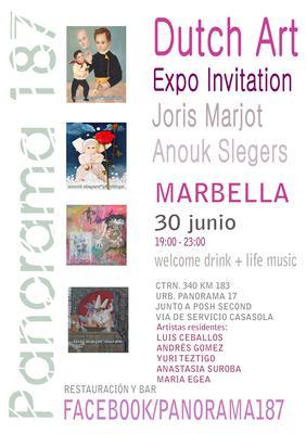 Dutch Expo in Marbella
