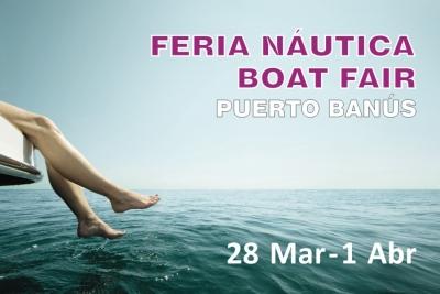 Puerto Banus Easter Boat show 2013