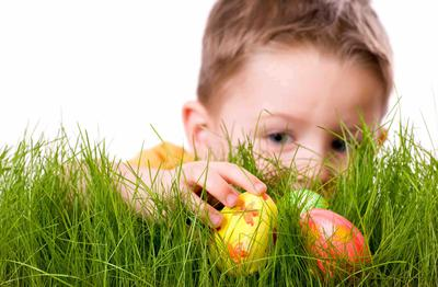 Easter Egg Hunt in Estepona