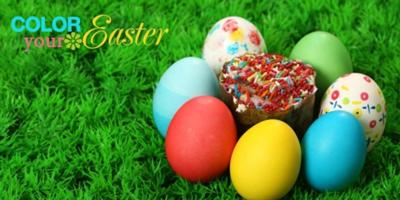 Color your Easter! Visit us at the Kempinski Hotel Bahia for our Sunday Buffet!
