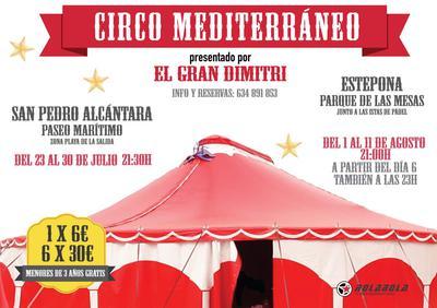 Circus Mediterraneo Estepona