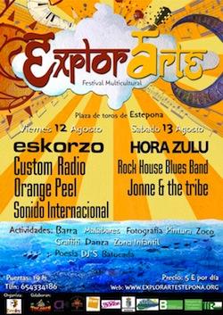 Estepona ExplorArte Festival