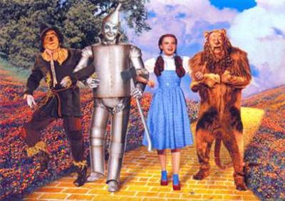 A Christmas Wizard of Oz
