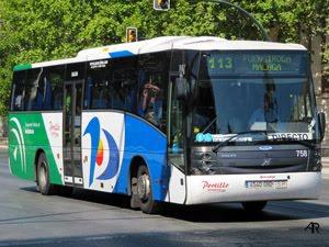 marbella public transport - bus - train marbella airport transport