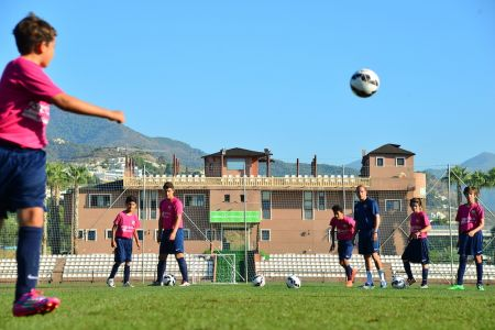 Arsenal Football Camp in Marbella