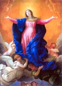 Feast of the Assumption Asuncion de la Virgen