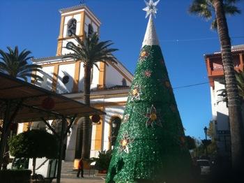 Church in San Pedro