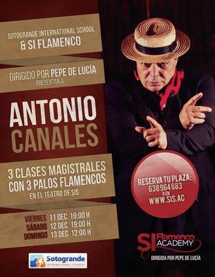 Antonio Canales Flamenco