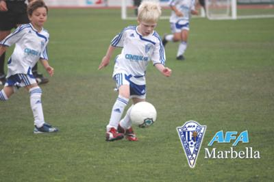 AFA Marbella, Professional Football Training.