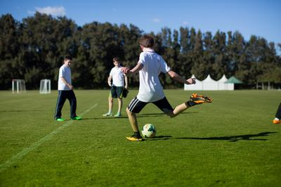 Football camps in Marbella