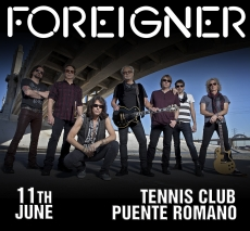 Foreigner in Marbella