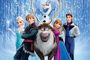 Frozen Party at Kidz Kingdom