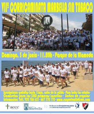 Fun Run/Walk Tobacco Free Marbella