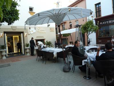 Gala Restaurant Marbella