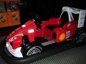 Forumula 1 racing