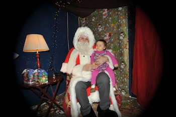 Galaxia Playcenter Magical Christmas Party