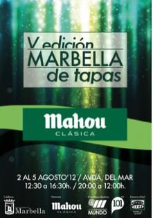 V Marbella de tapas