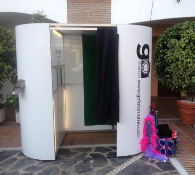 Marbella Photo Booth for Parties & Events