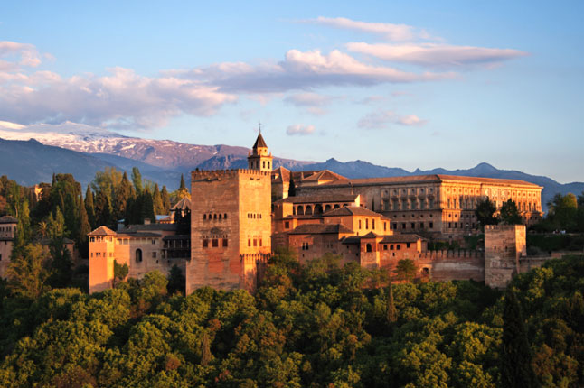 Granada is a gem of a visit near Marbella