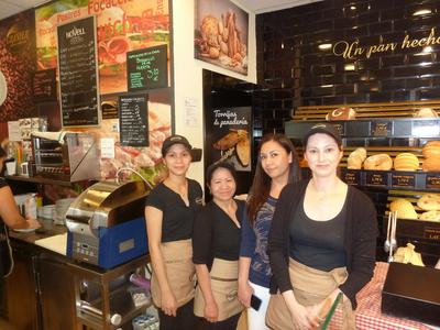 part of the team at Granier