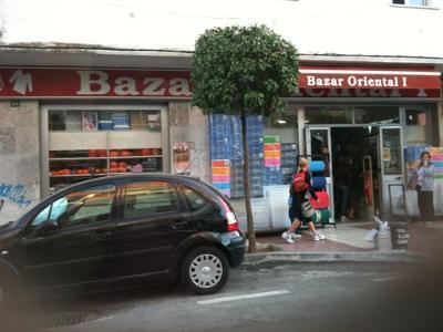 Chinese Bazaar in San Pedro