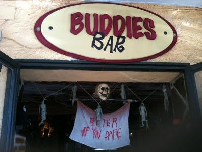 Buddie´s Bar decoration