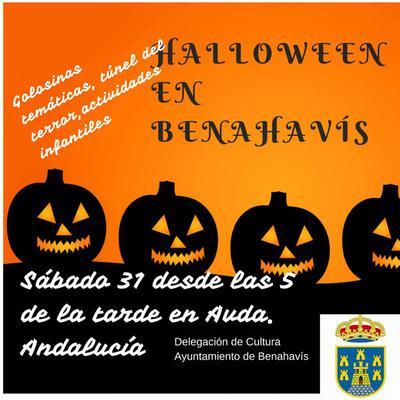 Halloween in Benhavis  31 October 2015 - October 31 Halloween