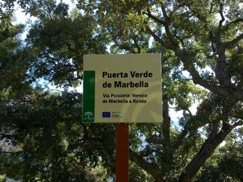 Marbella´s Green Gate