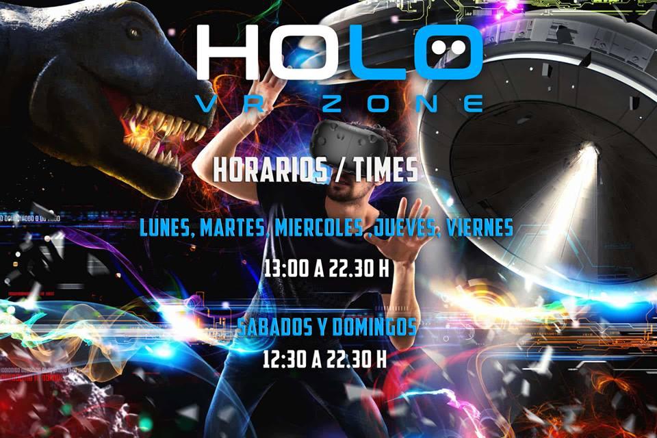 Holo VR Zone Marbella