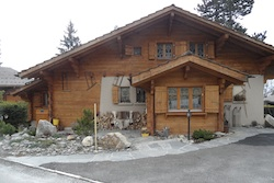House swap in Switzerland