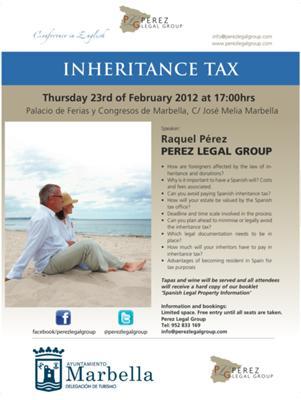 Inheritance Tax Seminar