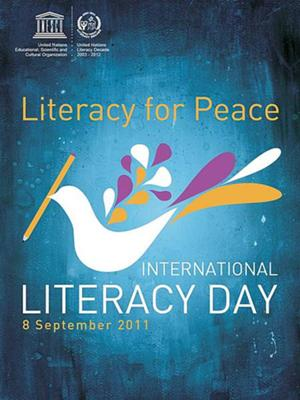 International Literacy for Peace Day