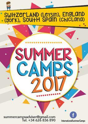 International summer camps