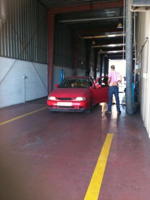 ITV Estepona garage