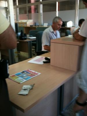 ITV office in Estepona