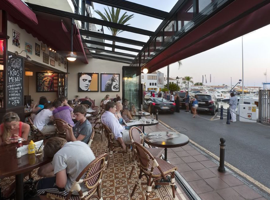 Marbella family friendly restaurants - Marbella family fun ...