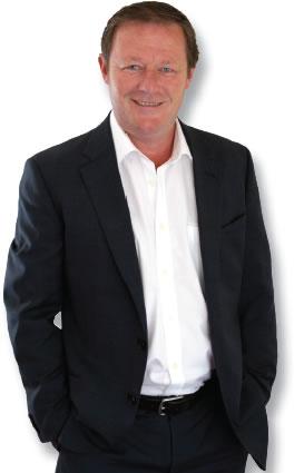 David Jackson in Marbella