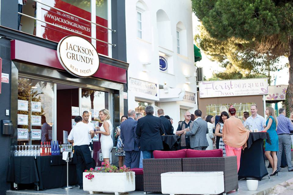 Puerto Banus real estate agency