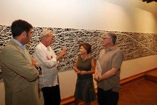 Jan Hendrix exhibition in Marbella